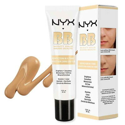 NYX BB Cream - Golden (GLOBAL FREE SHIPPING)