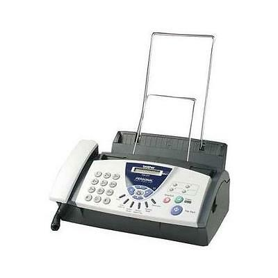 Brother Personal FAX-575 Fax Machine with Phone and Copier