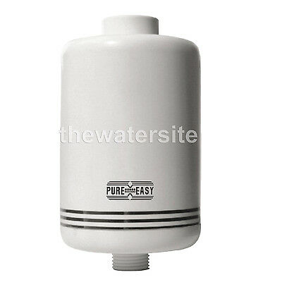 Shower Filter Inline Chlorine, Heavy Metal and Contaminant Removal