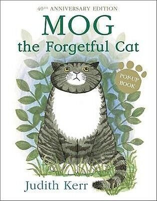 Mog the Forgetful Cat Pop-up by Judith Kerr Hardcover Book (English)