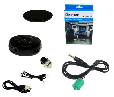 INTERFACE Bluetooth SD USB MP3 FSE CD Radio für Renault UPDATE LIST CARMINAT
