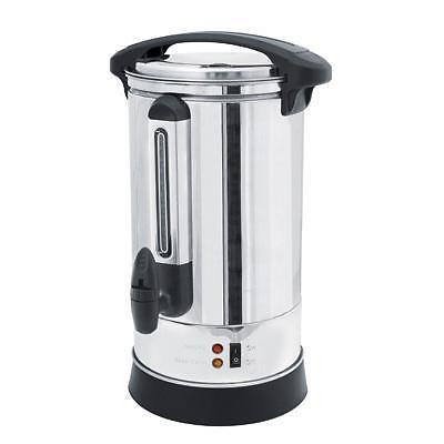 Lloytron E1910 10 Litre 1500w Catering Tea Coffee Urn Water Boiler Stainless New
