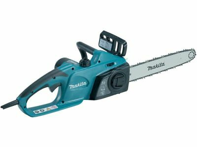 Makita UC3541 1800w 350mm Electric Chainsaw 240vGuide Bar
