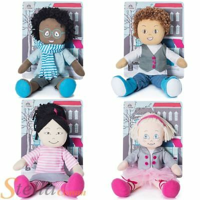 Minimondos Large 40cm Doll Kids Childrens Cuddly Soft Toy