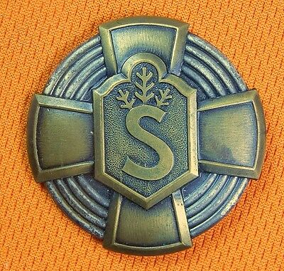 RARE Finnish Finland 1921 Civil Guard Recognition Badge 3 Class # Medal Order
