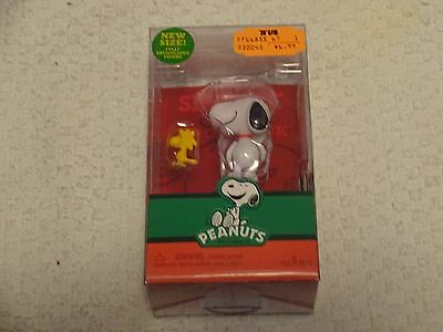 Forever Fun Peanuts Snoopy & Woodstock Holiday Figures with Flying Aces Cards