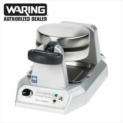 Waring WWD180 Commercial Single Classic Waffle Maker NSF UL Listed