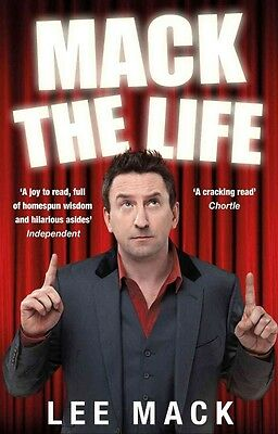 Mack the Life by Lee Mack Paperback Book (English)
