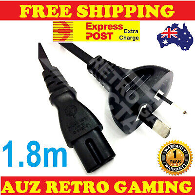 SONY Playstation 4 PS4 Console Power Supply Cable Cord Lead