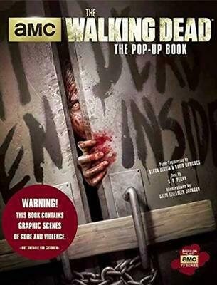 The Walking Dead: The Pop-Up Book by Stephani Danelle Perry (English) Hardcover