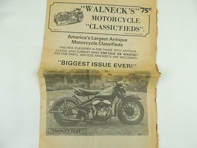 MOTOR CYCLE NEWSPAPER, Sept 25, 1968, Ivy in Title Grab