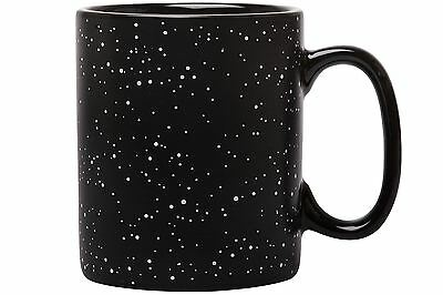Heat Sensitive Star Mug - Amazing Constellation Astronomy Coffee Tea 10 oz