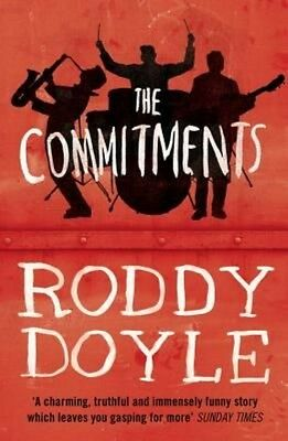 The Commitments by Roddy Doyle Paperback Book