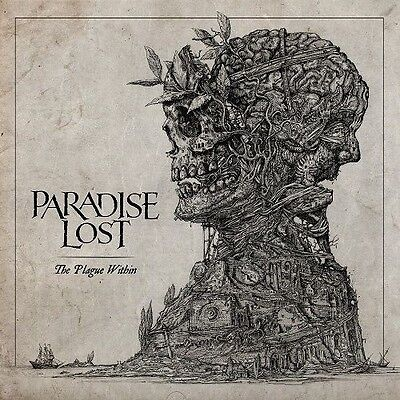 PARADISE LOST - The Plague Within [Ltd.Deluxe Boxset] (BOXLP)