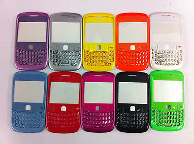 Housing Replacement Cover Case Blackberry Curve 9300 WITH T5 T6 SCREEW Dr.