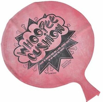 "Whoopee Cushion 8"" Fart Sound Bag Farting Joke Prank Trick Whoopie Gift Gag!"