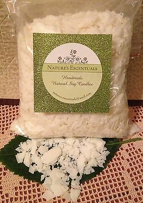 2kg 100% Natural SoY WaX FLaKeS - GW464 All Vegetable - Easy to Use - FREE POST