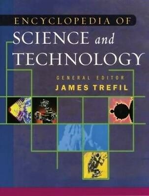 The Encyclopedia of Science and Technology by Paperback Book (English)