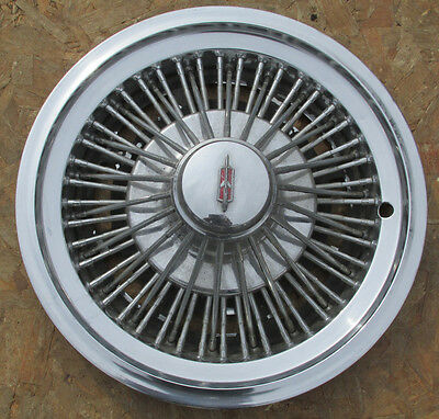 1972 79 Oldsmobile Cutlass F85 Omega 14 Wire Wheel Cover Hubcap