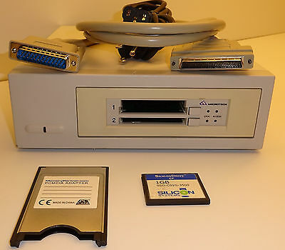 Roland S750 S760 S770 CF card reader External SCSI Compact flash *** HOT SWAP **