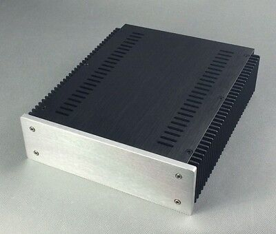 blank Preamp power amplifier Aluminum chassis Enclosure case 226x70x271mm