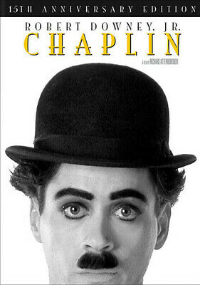 Chaplin [15th Anniversary Edition] (2008, REGION 1 DVD New)