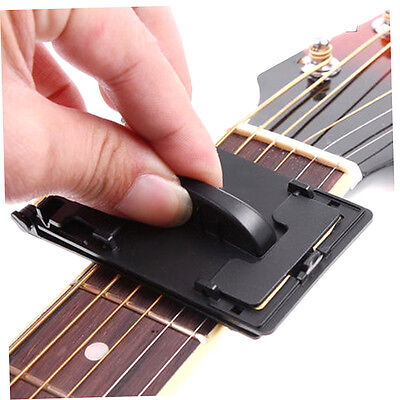 Guitar Bass Strings Scrubber Fretboard Cleaner Instrument Body Cleaning Tool #2