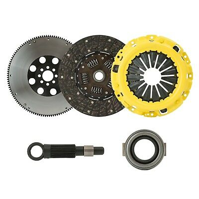 Clutchxperts Stage 2 Clutch+Flywheel Kit Fits 98-99 Vw Passat 1.8L 1.8T Turbo