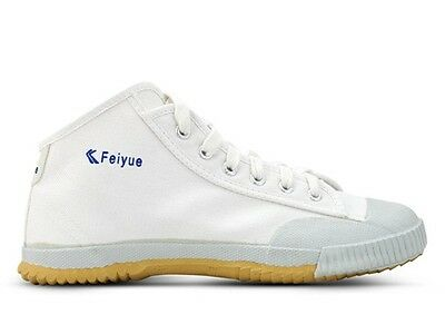 Feiyue Shoes (High Top White)
