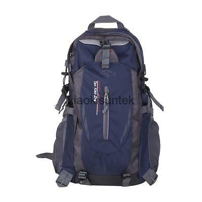 40L Tactical Military Hiking Camping Outdoor Waterproof Backpack Laptop Bag