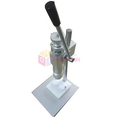 Perfume Capper Manual Perfume Crimper Packaging Machine Perfume Packing Machine