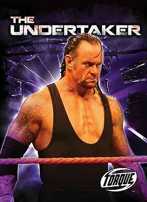 The Undertaker by Adam Stone Library Binding Book (English)