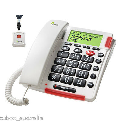 Oricom Care170 Special Needs Telephone with Waterproof Emergency Call Pendant