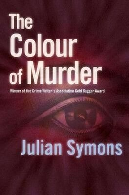 The Colour of Murder by Julian Symons Paperback Book (English)
