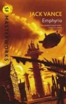 Emphyrio by Jack Vance Paperback Book (English)