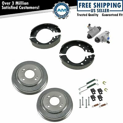 Complete Rear Brake Drum Hardwear Kit For Chrysler PT Cruiser 2001-2006 ALL