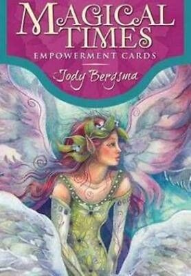 Magical Times Empowerment Cards by Jody Bergsma Book & Merchandise Book (English