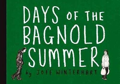 Days of the Bagnold Summer by Joff Winterhart Paperback Book (English)