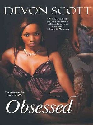 Obsessed by Devon Scott Paperback Book (English)