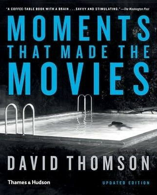 Moments That Made the Movies by David Thomson Paperback Book (English)