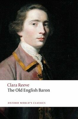The Old English Baron by Clara Reeve Paperback Book (English)