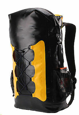30L Waterproof Outdoor Climbing Travel Large Backpack Camping Rucksack Bag