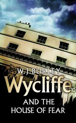 Wycliffe and the House of Fear by W.J. Burley Mass Market Paperback Book (Englis