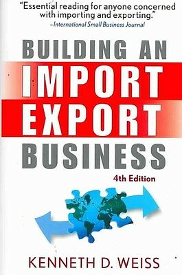 Building an Import/Export Business by Kenneth D. Weiss Paperback Book (English)
