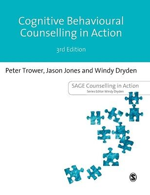 Cognitive Behavioural Counselling in Action by Peter Trower Hardcover Book (Engl