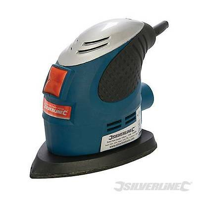 Finishing Sander Small Detail Power Mouse Palm 140mm 243009