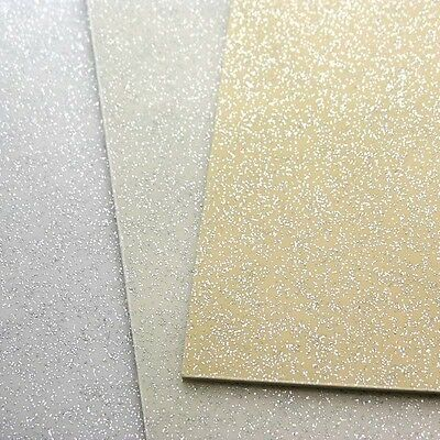 Large Silver sparkle Scratch plate pick guard Sheets (PG28)