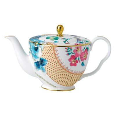 Wedgwood - 33.8 oz Teapot - Butterfly Bloom