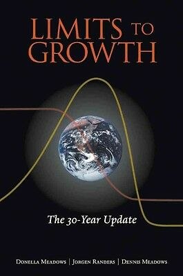 The Limits to Growth: The 30-Year Update by Donella H. Meadows Paperback Book (E