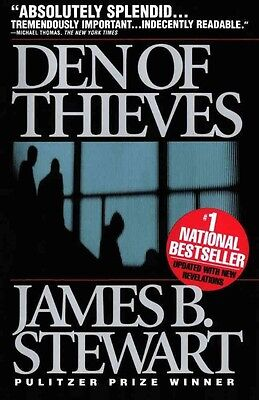 Den of Thieves by James Brewer Stewart Paperback Book (English)